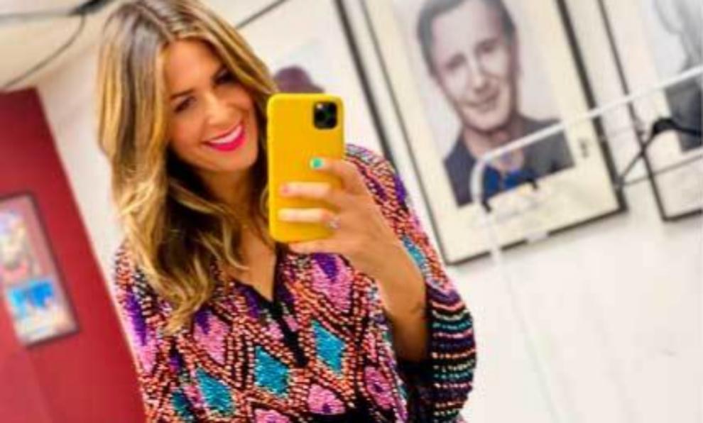 Nuria Roca en su cuenta de Instagram