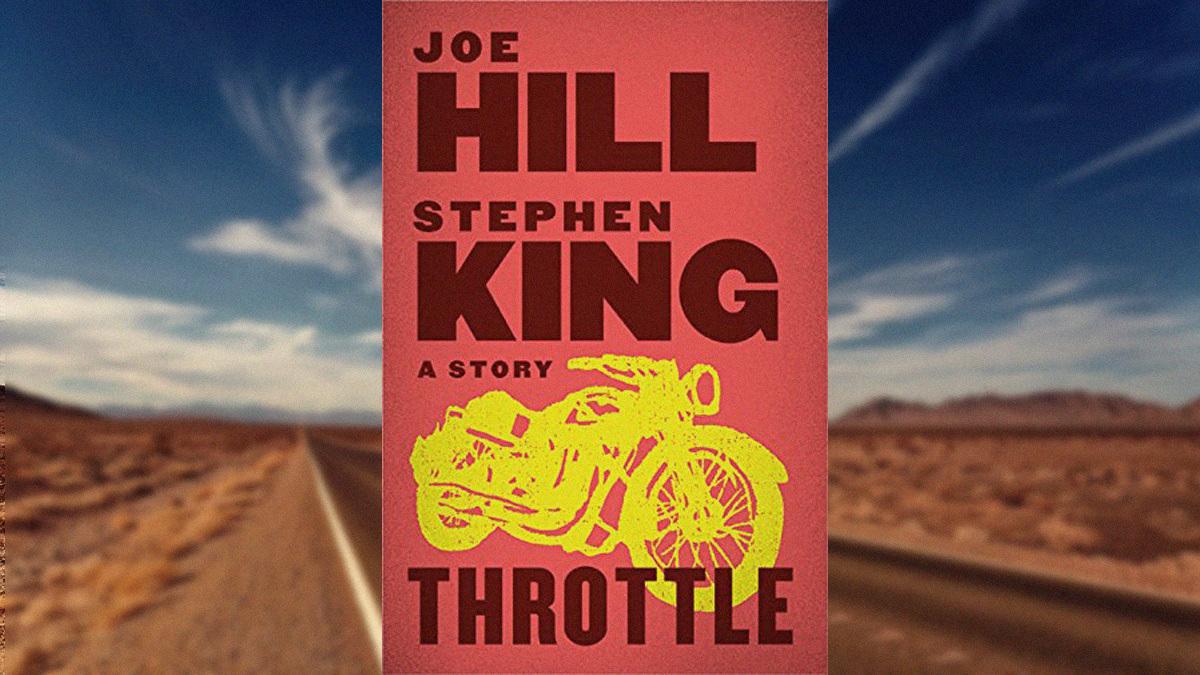 """""""Throttle"""" es el libro de Stephen King y Joe Hill que va a ser adaptado por HBO Max."""