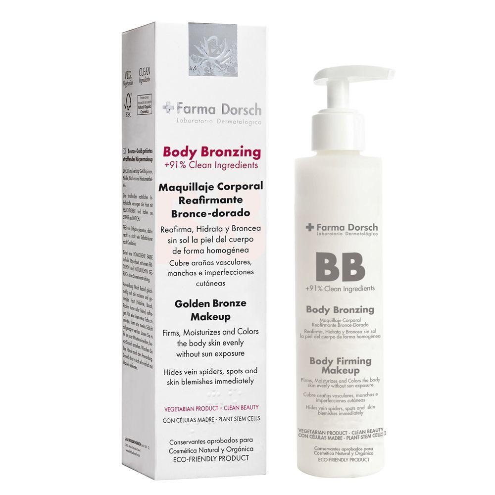 Body Bronzing de  Farma Dorsch.