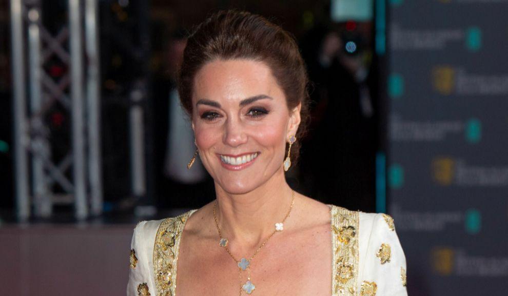 Kate en los últimos premios BAFTA (febrero 2020).