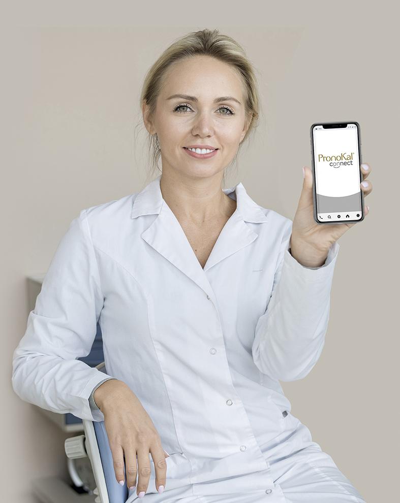 El equipo de médicos y profesionales de Pronokal, tendrá acceso a la...