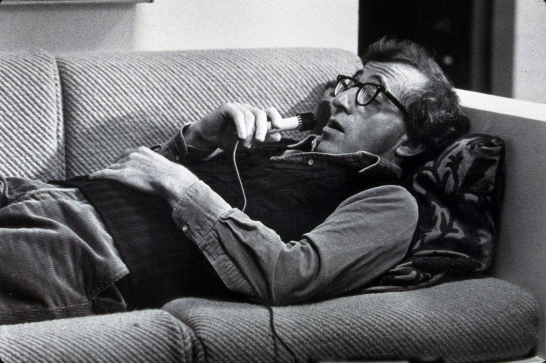 Fotograma de Woody Allen.