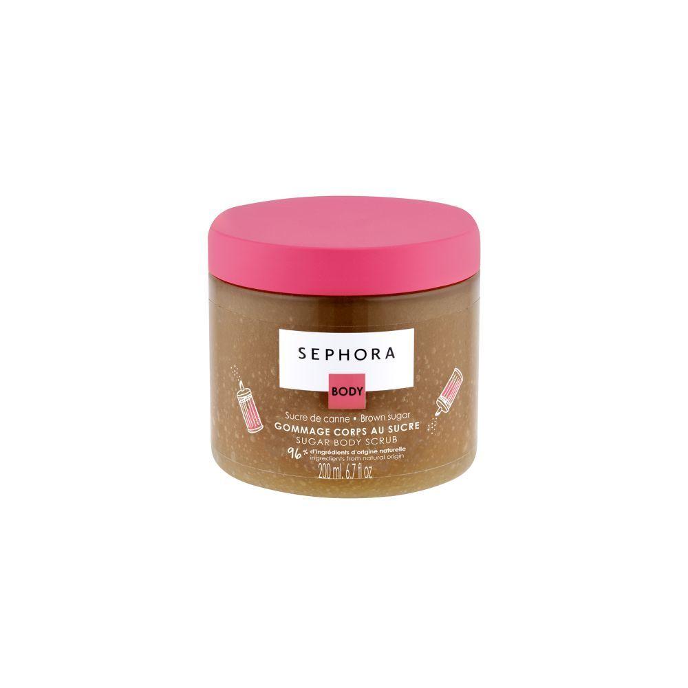 Sugar Body Scrub, de Sephora Collection. Exfoliante corporal a base de...