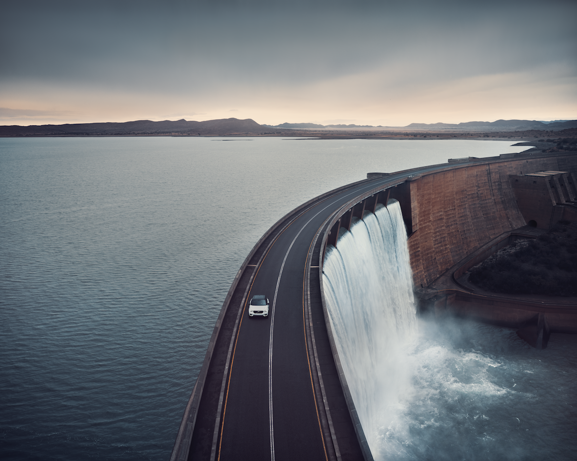 Volvo ha desarrollado la filosofía CleanZone: un enfoque único que utiliza soluciones innovadoras para mejorar el aire en el automóvil.