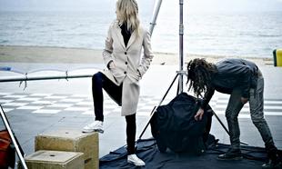 Una producción de moda es un momento perfecto para hacerte con lo...