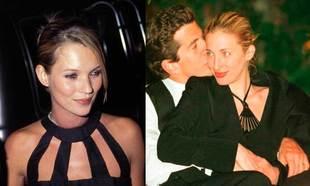 Kate Moss y Carolyn Bessette o las dos maneras de llevar las...