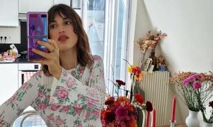 La cocina en línea de Jane Damas tiene una luz maravillosa que le...
