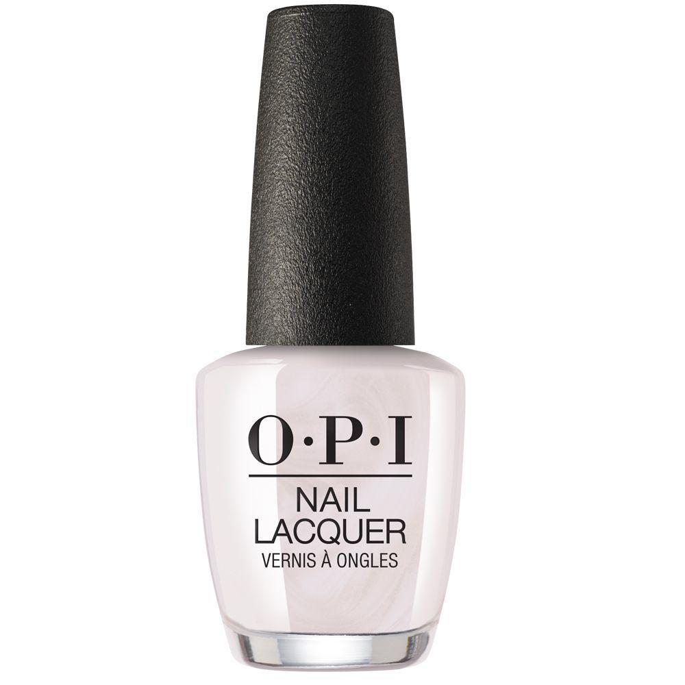 Laca de uñas blanca Neo-Pearl Shellabrates Good Times de OPI (C.P.V.)