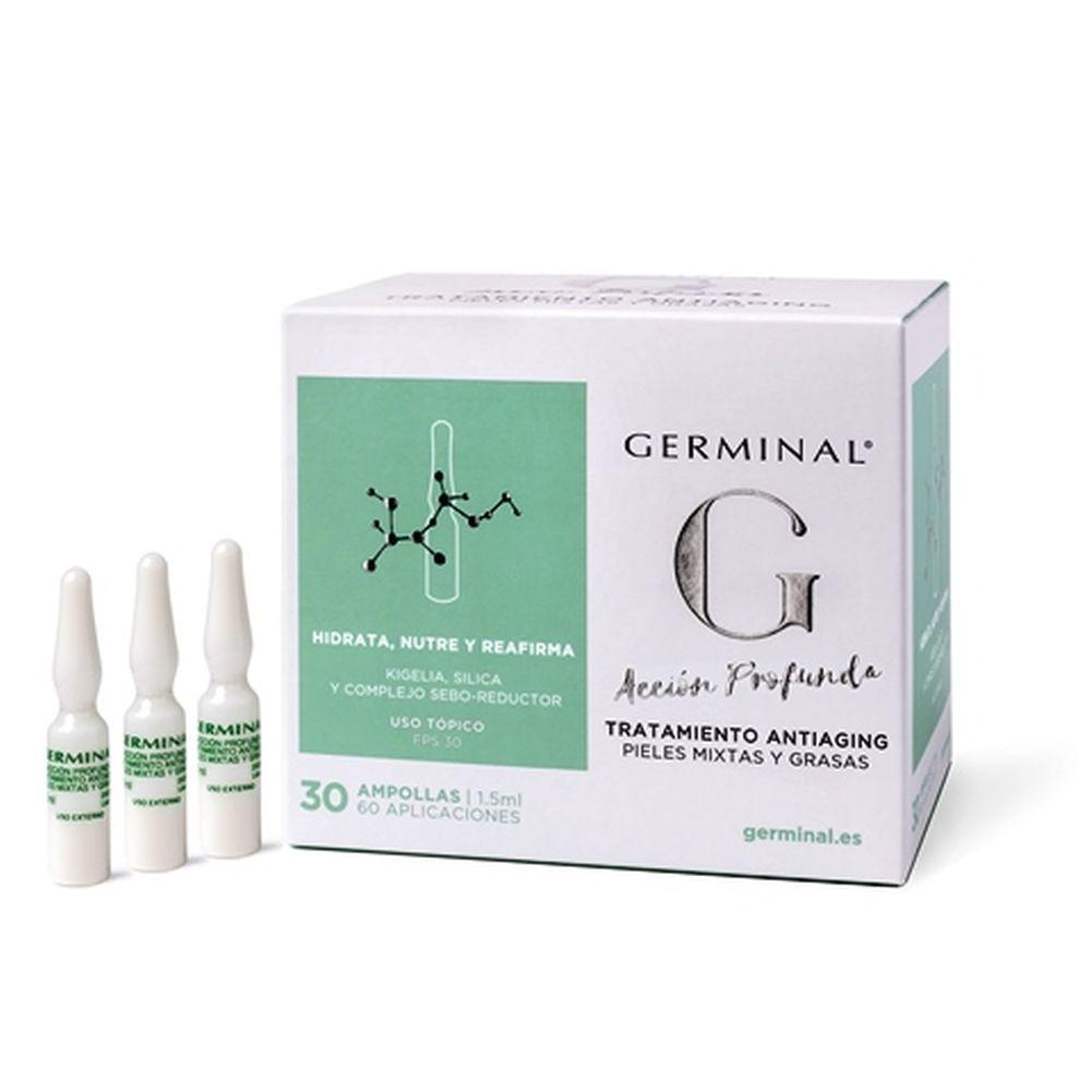Tratamiento antiaging de Germinal (29 euros).