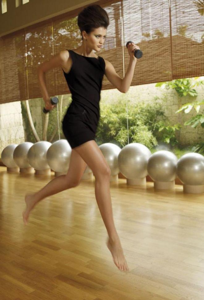Trabajar la fuerza es la base para quemar calorías durante más tiempo.