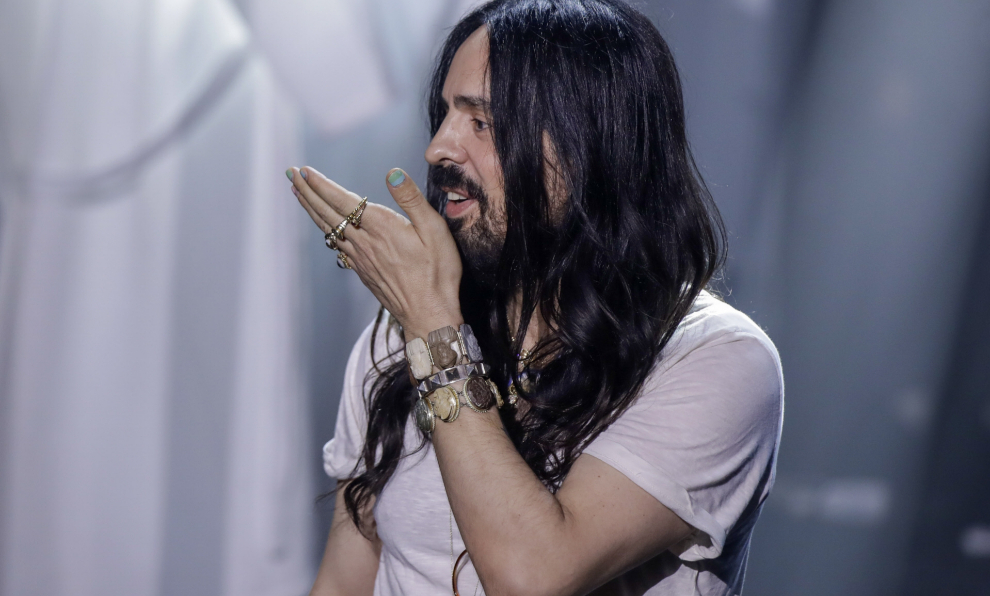 Alessandro Michele, director creativo de Gucci.