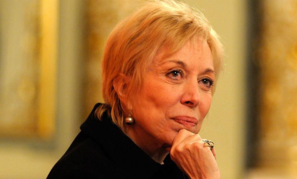 La actriz Rosa María Sardà