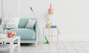 Mantener nuestro hogar siempre limpio y recogido nos ayudará a...