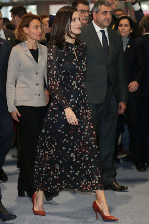Los mejores looks de las royals firmados por Zara y otras marcas de...