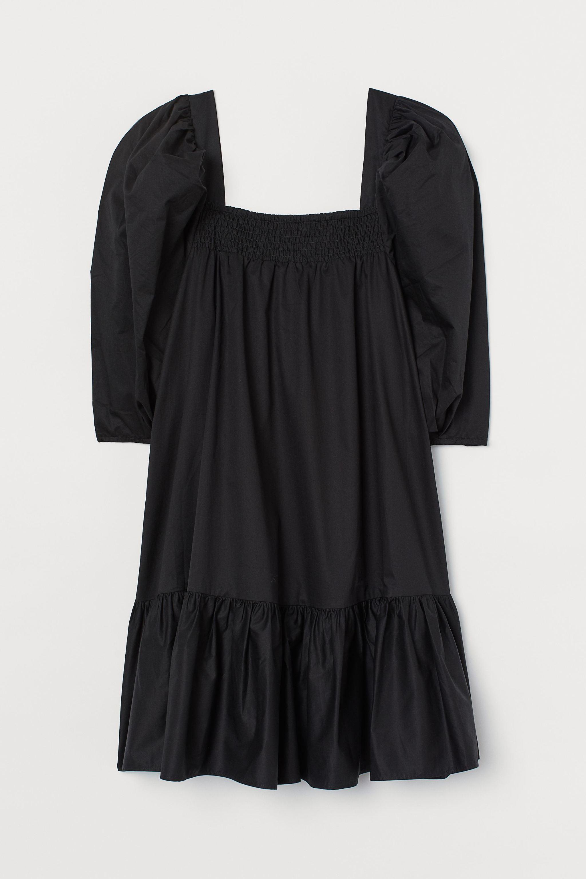 Vestido de HM de la colección Conscious de este verano.