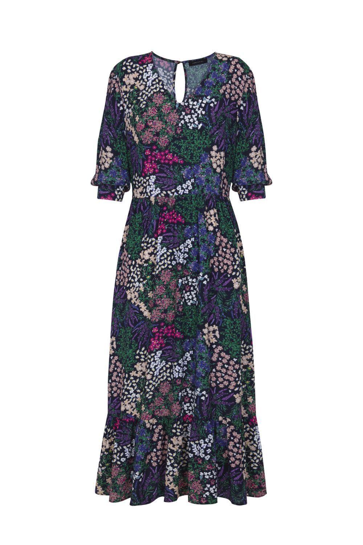 Los vestidos de flores con los que ir pensando en looks de verano