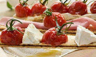 lt;HIT gt;TELVA lt;/HIT gt; 973 MAYO 2020 COCINA/ tosta de tomates...