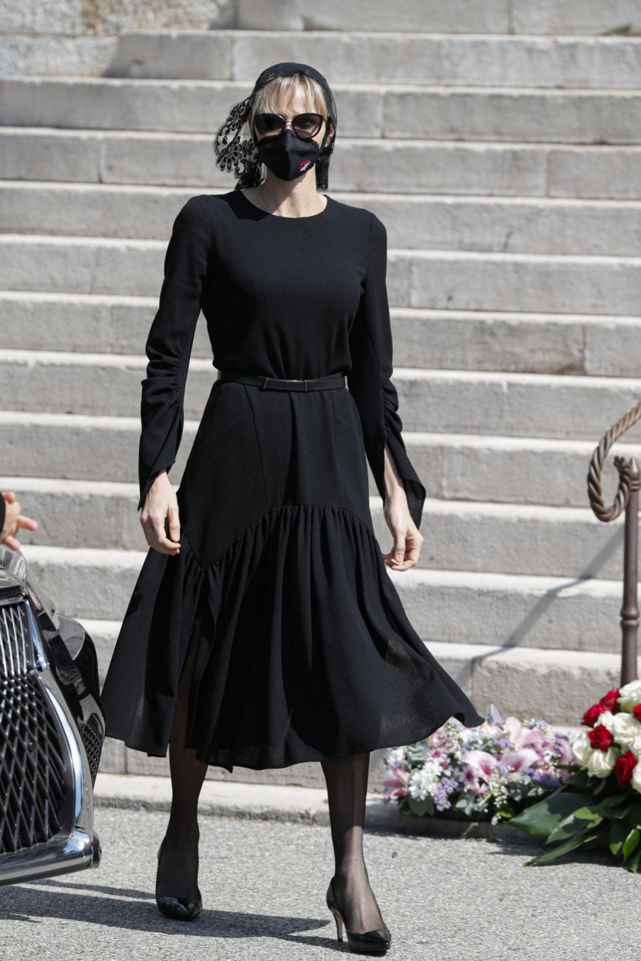 La princesa Charlene