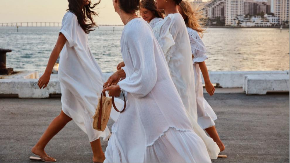 El vestido romántico blanco lo hemos visto desfilar en las mejores...