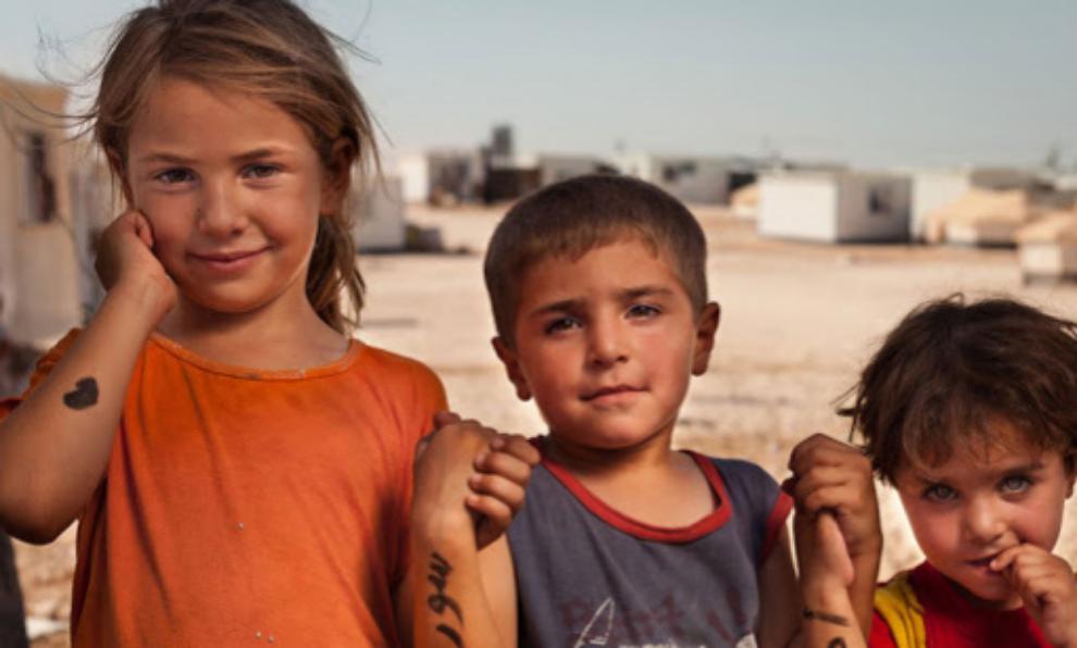 El 20 de junio es el Día Mundial de las Personas Refugiadas.