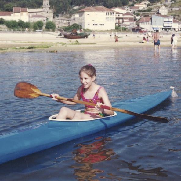 Con 9 años, Teresa Portela se subió a una piragua durante un verano gallego, y lo que parecía un juego de niños terminó convirtiéndose en 30 años de dedicación y éxito.
