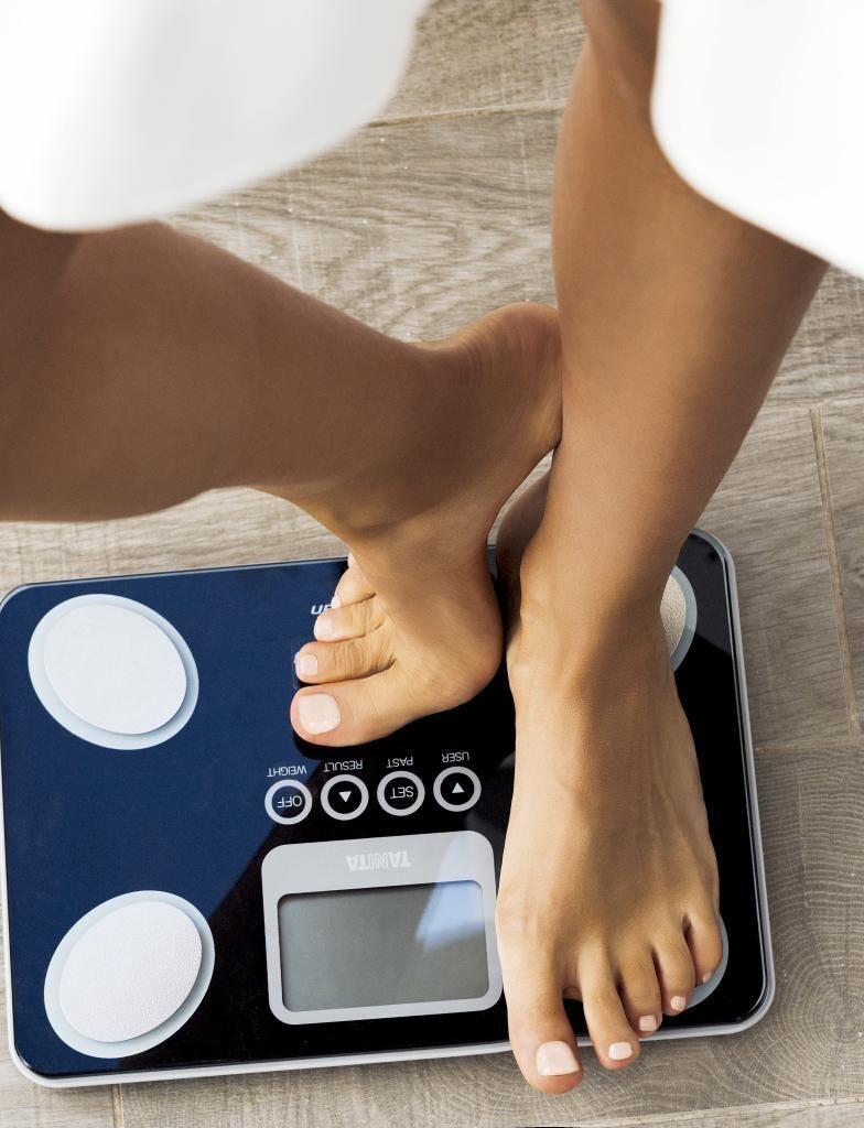 Ahora toca perder esos pocos kilos, algo sencillo, y también...