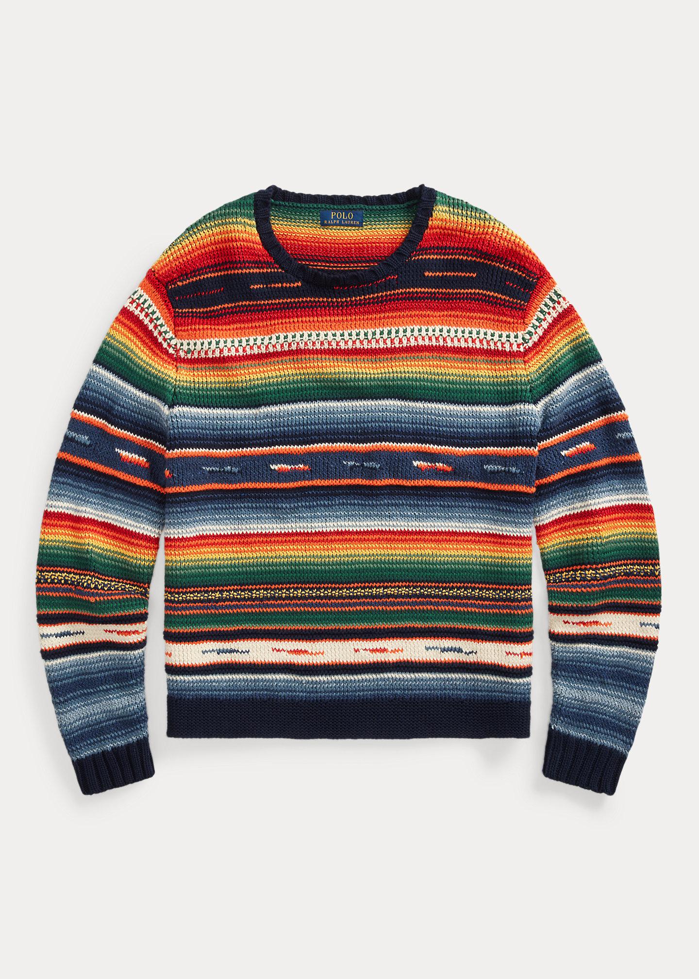 Aquí nos hemos dado un capricho. Este jersey es de Polo Ralph Lauren...