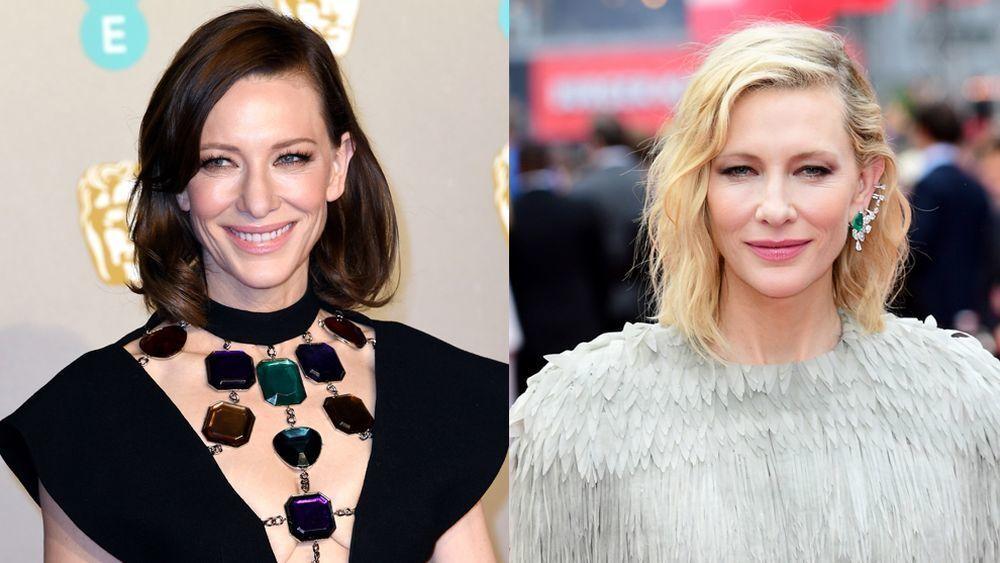 Analizamos los cambios de color de pelo de las famosas (antes y después) que mejor quedan.