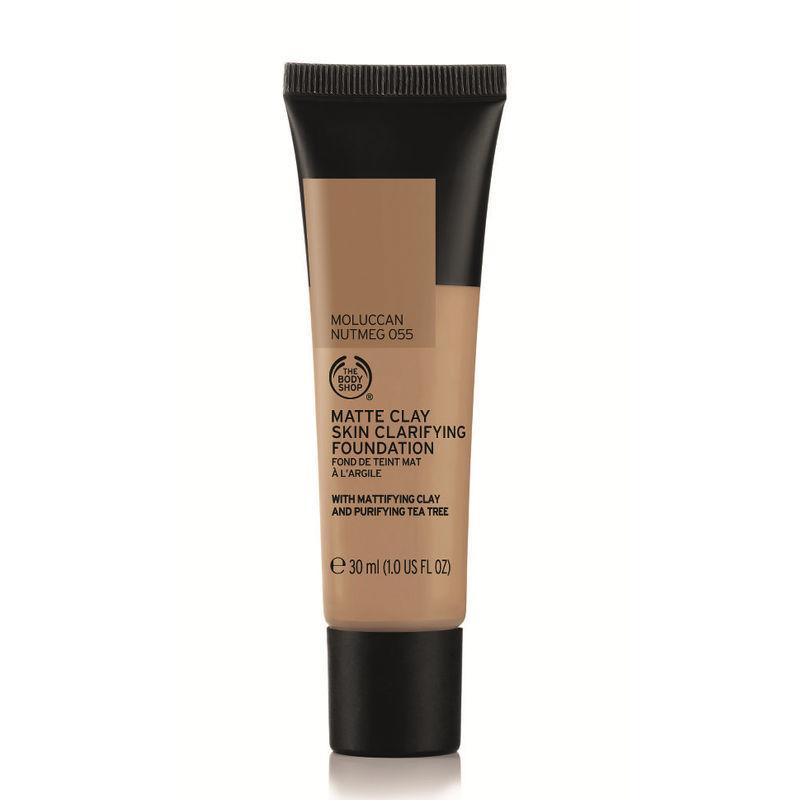 Matte Clay Skin Clarifying Foundation (precio: 13 euros)