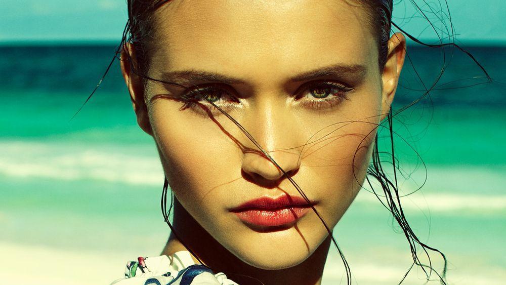 Descubre los mejores looks natuarles para maquillarte este verano.