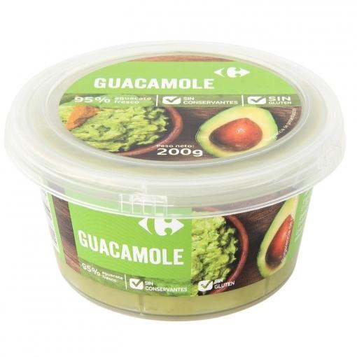 Guacamole de Carrefour