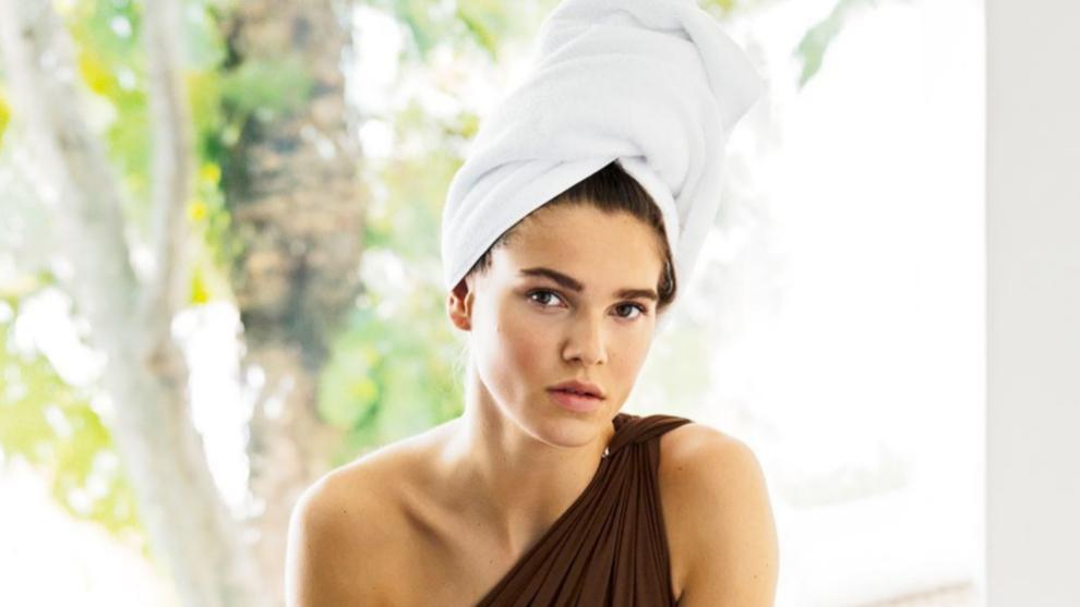Estas toallas secan el pelo más rápido y combaten el encrespamiento.