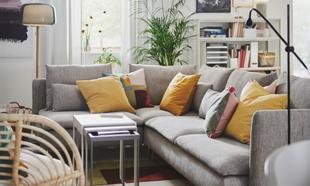 Arrancamos con una novedad que merece un <em>wow: </em>el sofá...