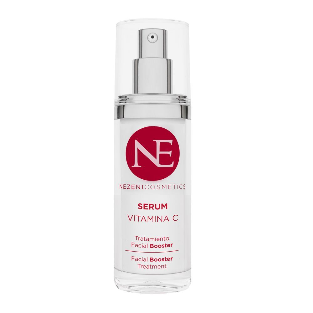Tratamiento facial Booster Sérum Vitamina C de Nezeni Cosmetics.