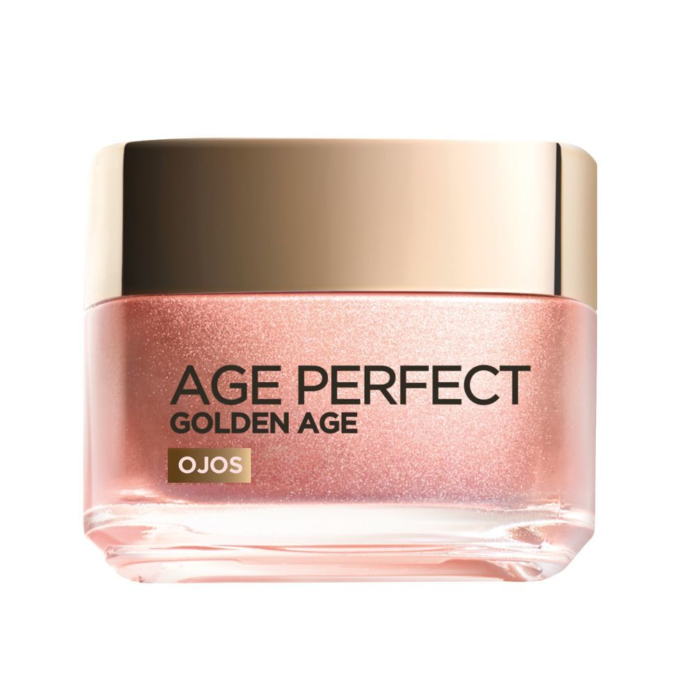 Golden Age Perfect Ojos de L?Oréal Paris.