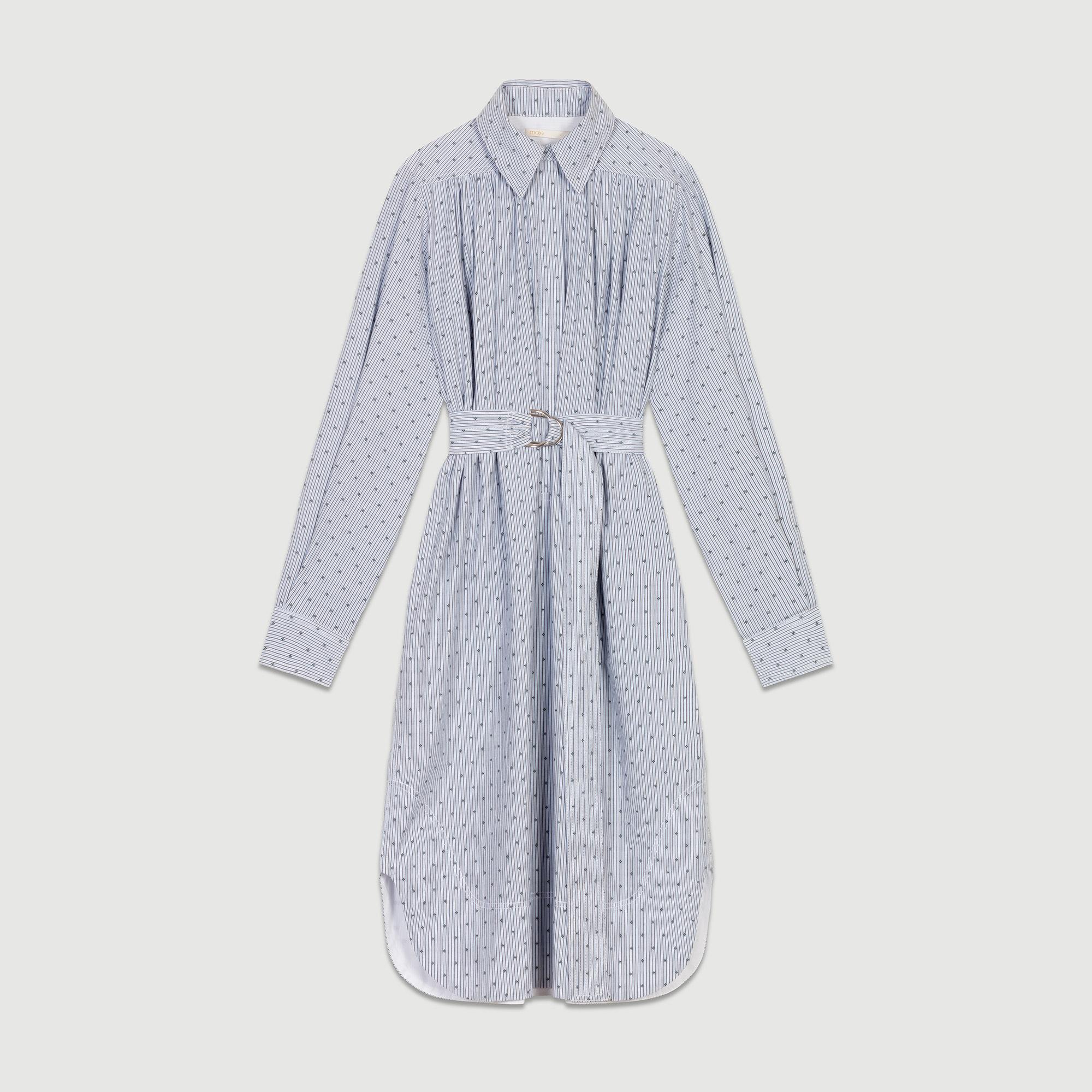 Vestido de Maje (225 euros).