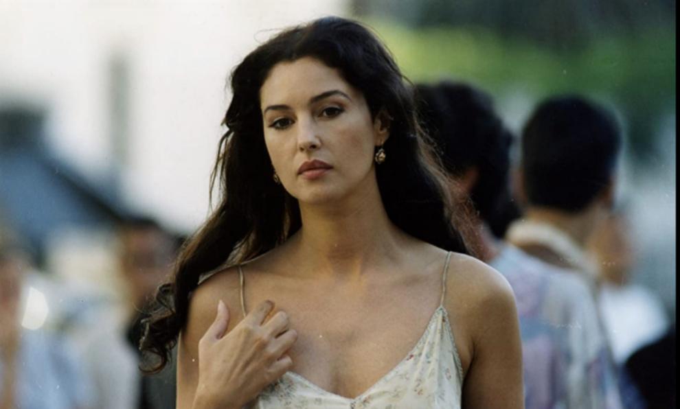 Monica Bellucci en la película Malena