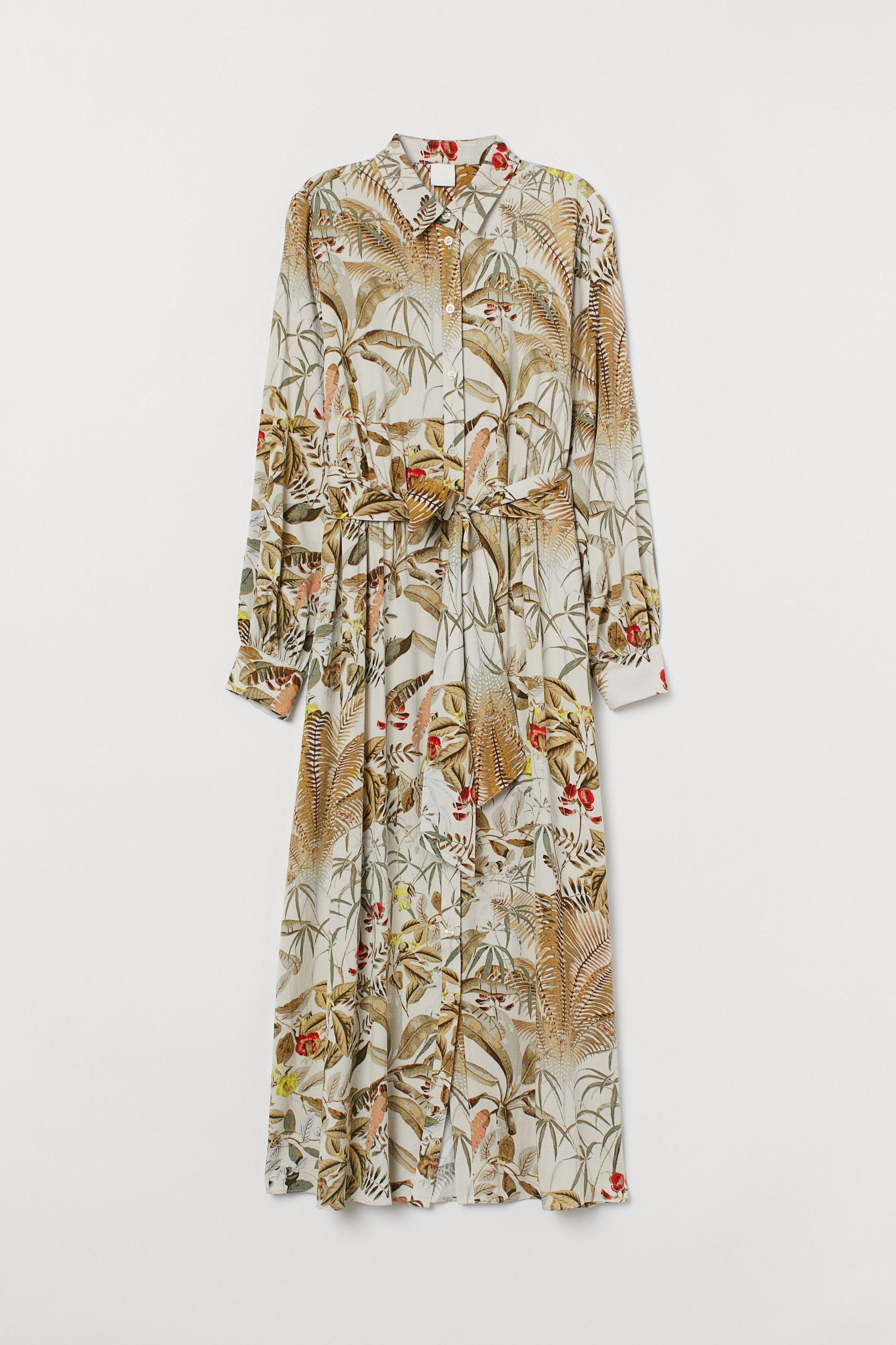 Vestido de H&M (29,99 euros).