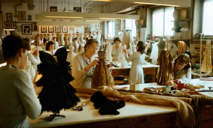 Imagen del fashion film de Dior