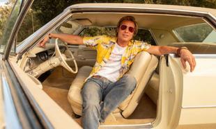 """Brad Pitt en """"Érase una vez... en Hollywood"""", la película por la que..."""