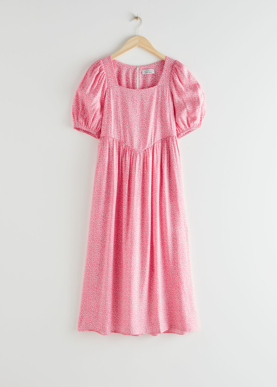 Vestido de & Other Stories (89 euros).