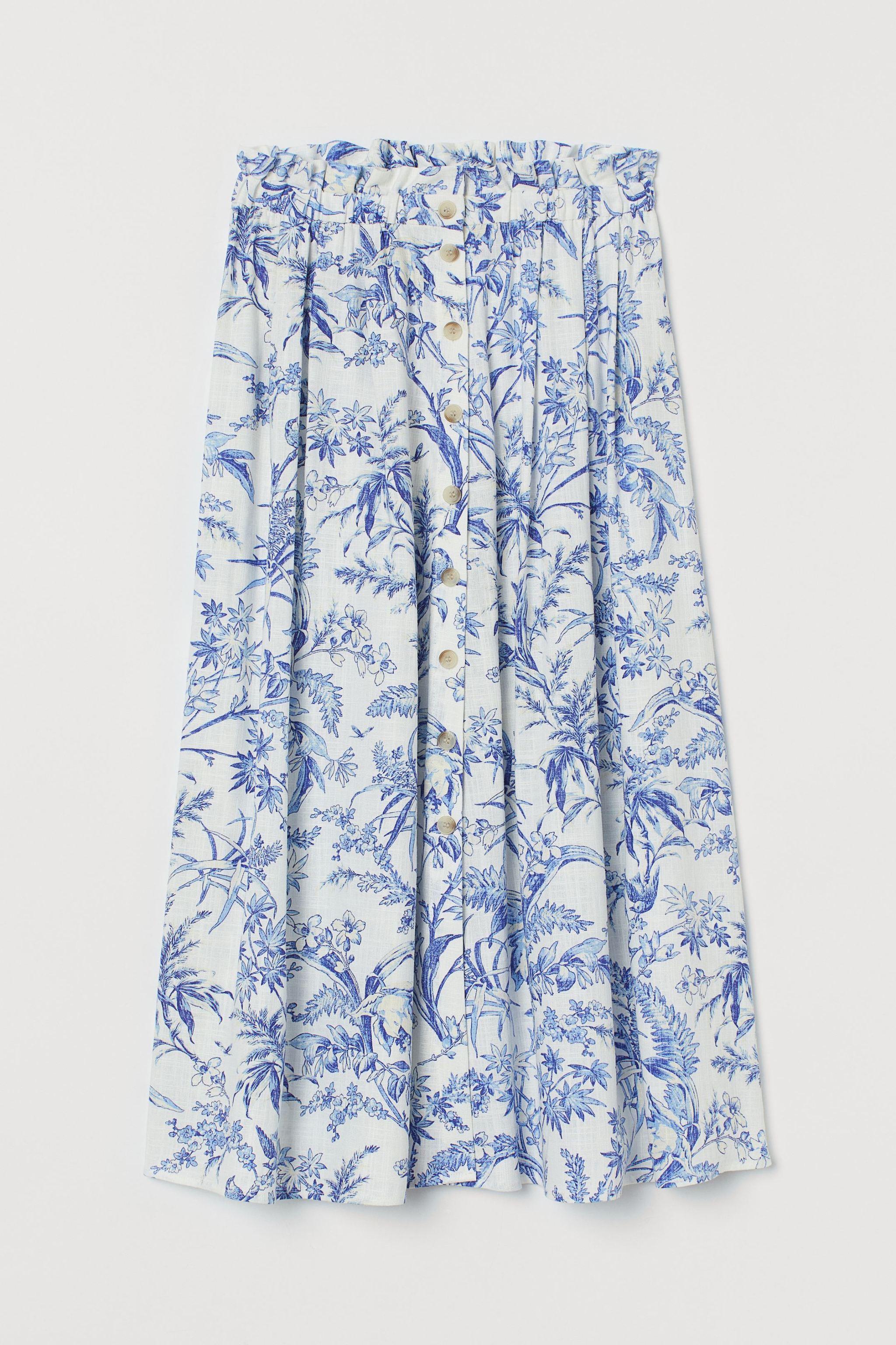 Falda de H&M (29,95 euros).