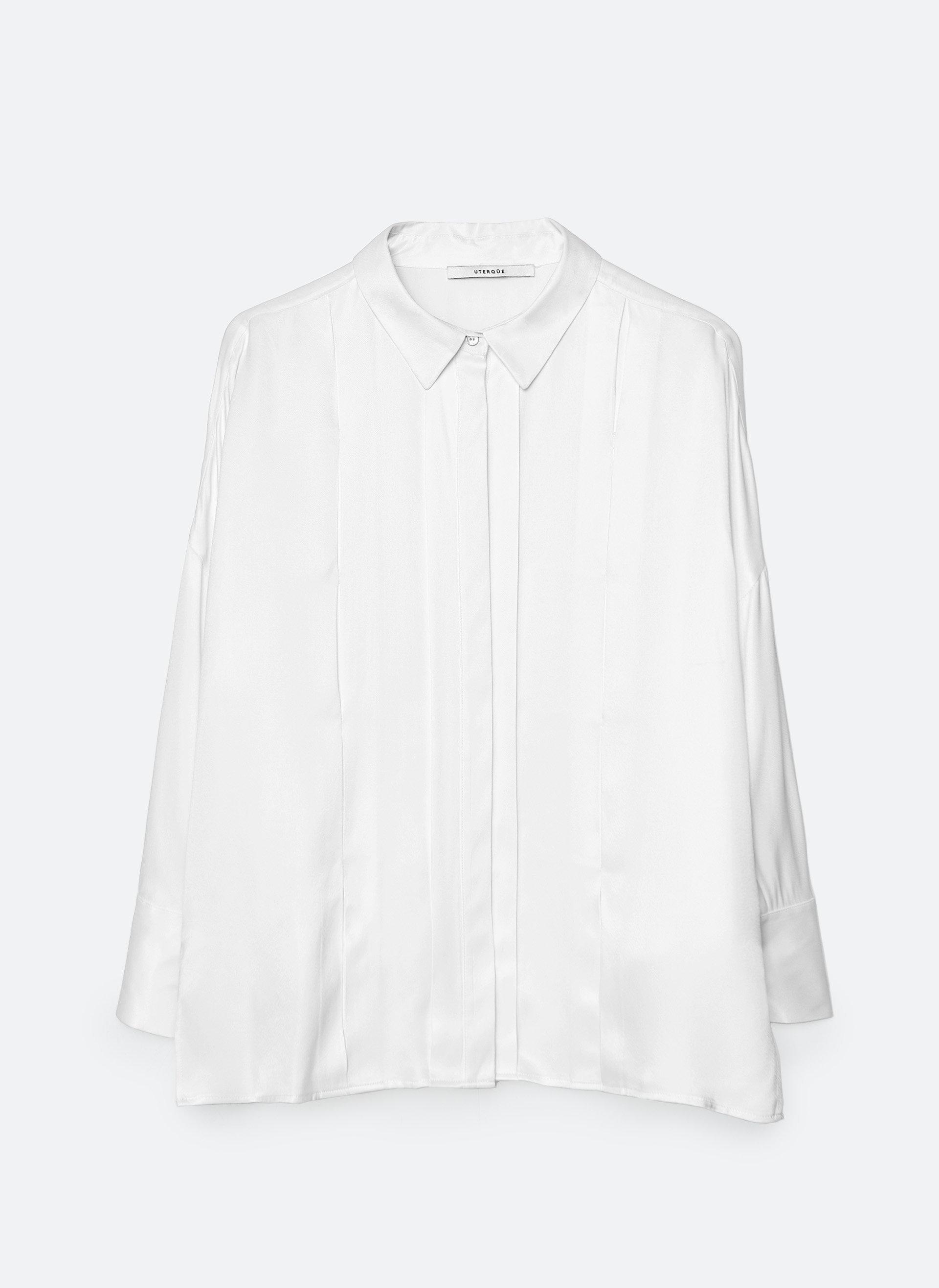 Camisa de Uterqüe (35,95 euros).