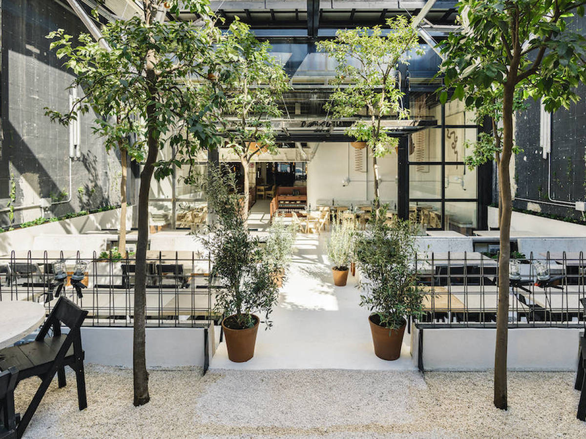 MO de Movimiento es el restaurante de moda de Madrid.