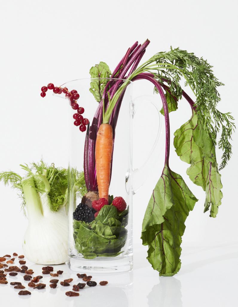 Además de la zanahoria, los frutos rojos también son potentes antixidantes que prolongan tu bronceado.