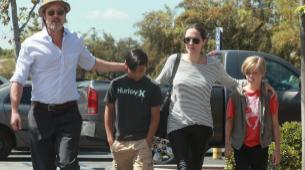 Angelina Jolie y Brad Pitt han decidido acercar posiciones por el bien...