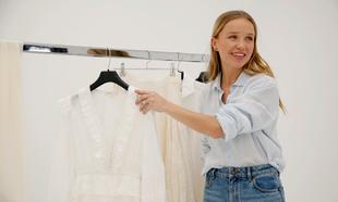 Sofía Johansson, consultora de moda.
