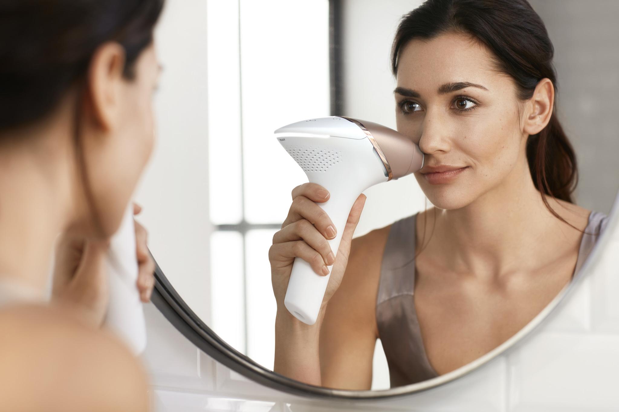 Podrás utilizar el nuevo gadget beauty de Philips para las axilas, la...