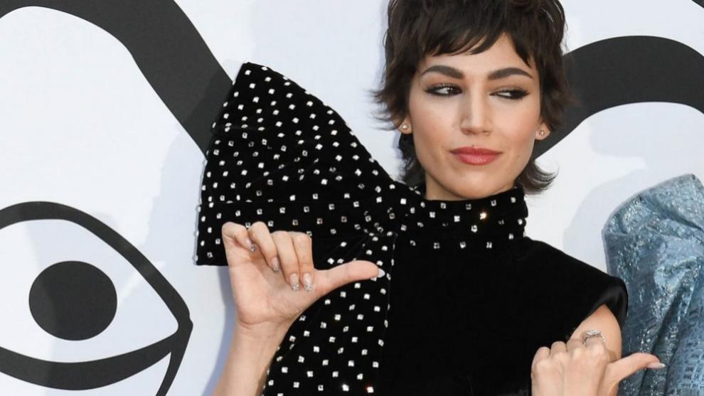 No es la primera vez que Úrsula Corberó apuesta por las uñas con...