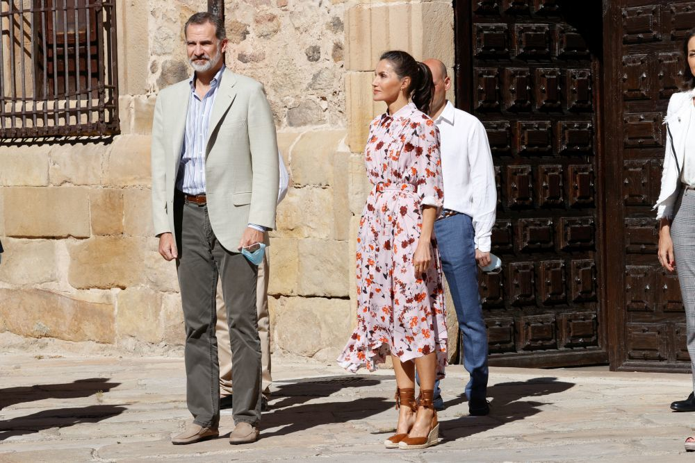 Los Reyes visitan Soria.